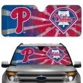 Philadelphia Phillies Automobile Sun Shade