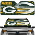 Green Bay Packers Automobile Sun Shade