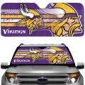 Minnesota Vikings Automobile Sun Shade