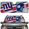 New York Giants Automobile Sun Shade