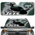 New York Jets Automobile Sun Shade