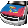 Kansas Jayhawks NCAA Car/Truck Tailgating Hood Cover