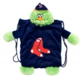 Boston Red Sox School Backpack Pal