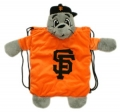 San Francisco Giants School Backpack Pal