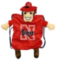 Nebraska Cornhuskers School Backpack Pal