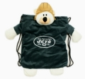New York Jets School Backpack Pal