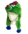 Philadelphia Phillies Mascot Themed Dangle Hat