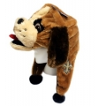 New Orleans Saints Mascot Themed Dangle Hat