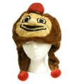Ohio State Buckeyes Mascot Themed Dangle Hat