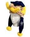 Milwaukee Brewers Mascot Themed Dangle Hat