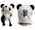 San Francisco Giants Mascot Themed Dangle Hat