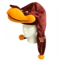 Virginia Tech Hokies Mascot Themed Dangle Hat