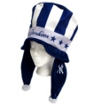 New York Yankees Mascot Themed Dangle Hat