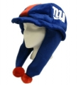 New York Giants Mascot Themed Dangle Hat