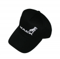 Mack Trucks Black Bulldog Logo Cap