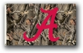 Alabama Crimson Tide 3x5 Realtree Camo Flag