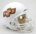 "Oklahoma State Cowboys Full Size """"Deluxe"""" Replica Helmet by Riddell"