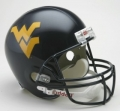 "West Virginia Mountaineers Full Size """"Deluxe"""" Replica Helmet by Riddell"