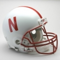 Nebraska Cornhuskers NCAA Authentic Full Size Helmet