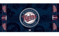 "Minnesota Twins 30"" x 60"" Beach Towel"