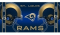 "St. Louis Rams 30"" x 60"" NFL Beach Towel"