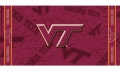 Virginia Tech Hokies NCAA Beach Towel