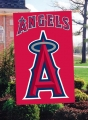 Anaheim Angels MLB Embroidered Vertical Outdoor Flag