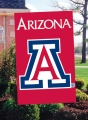 Arizona Wildcats Embroidered Vertical Outdoor Flag