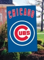 Chicago Cubs MLB Embroidered Vertical Outdoor Flag