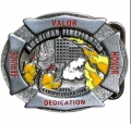 American FireFighter 2010 Limited Edition Belt Buckle