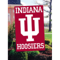 Indiana Hoosiers Embroidered Vertical Outdoor Flag