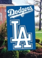Los Angeles Dodgers MLB Embroidered Vertical Outdoor Flag