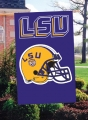 LSU Tigers Embroidered Vertical Outdoor Flag