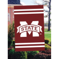 Mississippi State Bulldogs Embroidered Vertical Outdoor Flag