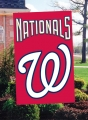 Washington Nationals MLB Embroidered Vertical Outdoor Flag