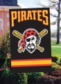 Pittsburgh Pirates MLB Embroidered Vertical Outdoor Flag
