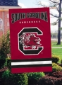 South Carolina Gamecocks Embroidered Vertical Outdoor Flag