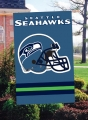 Seattle Seahawks NFL Embroidered Vertical Outdoor Flag