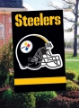 Pittsburgh Steelers NFL Embroidered Vertical Outdoor Flag
