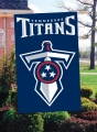Tennessee Titans NFL Embroidered Vertical Outdoor Flag