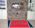Anaheim Angels MLB Area House Rugs
