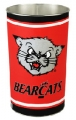 "Cincinnati Bearcats NCAA 15"" Tapered Wastebasket"