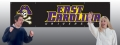 East Carolina Pirates 8' x 2' Embroidered Party Banner