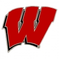 Wisconsin Badgers Logo Style Hitch Cover