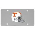 Tennessee Volunteers NCAA Stainless Steel License Plate