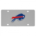 Buffalo Bills Stainless Steel License Plate