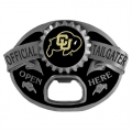 Colorado Buffaloes NCAA Bottle Opener Tailgater Belt Buckle