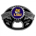 LSU Tigers NCAA Bottle Opener Tailgater Belt Buckle