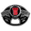 NC State Wolfpack NCAA Bottle Opener Tailgater Belt Buckle