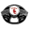 USC Trojans NCAA Bottle Opener Tailgater Belt Buckle